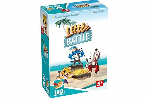 Little Battle - Schachtel - Foto von Loki
