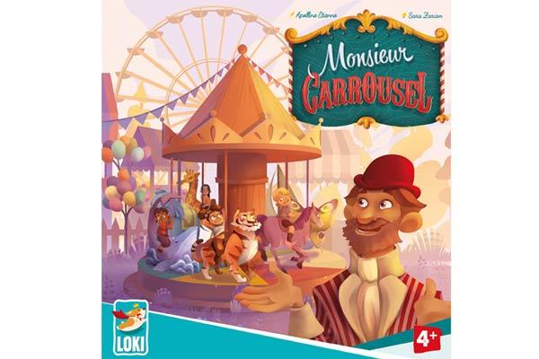 Kinderspiel Monsieur Carrousel - Foto von Loki