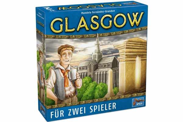 Glasgow - Schachtel - Foto von Lookout Spiele