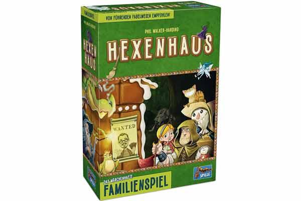 Hexenhaus - Schachtel - Foto von Lookout Spiele
