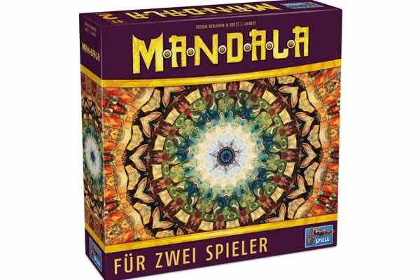Mandala - Schachtel - Foto von Lookout Spiele