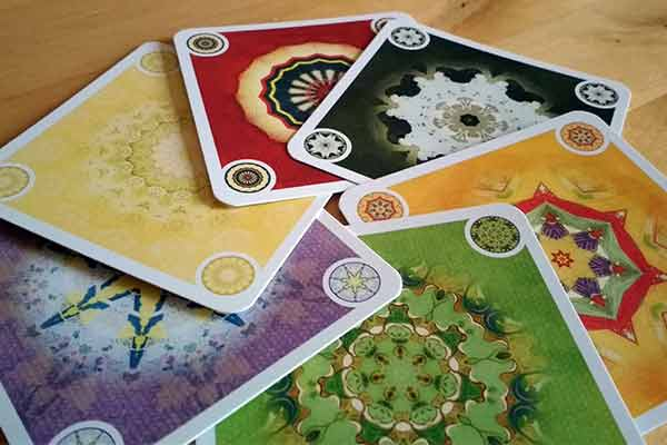 Material von Mandala, Foto: Steffi Münzer