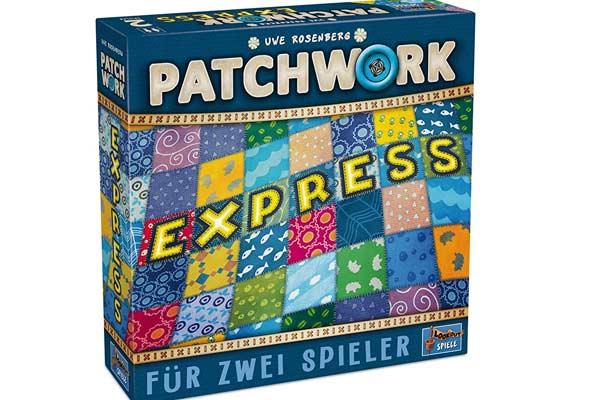 Patchwork Express - Foto von Lookout Spiele