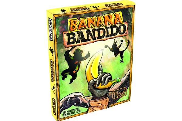 Banana Bandidos - Schachtel - Foto von Mogel Verlag