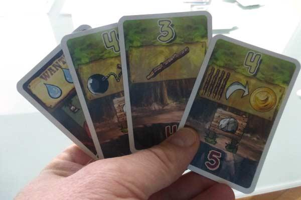 Banana Bandidos - Handkarten - Foto von Jörn Frenzel