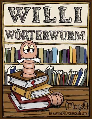 Willi Wörterwurm - Foto von Mogel Verlag