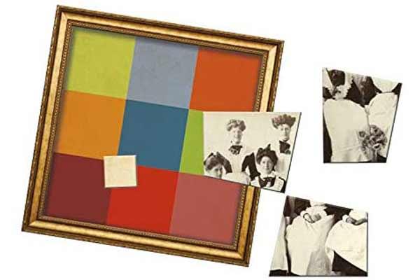 Das geheimnisvolle Grand Hotel - Puzzle - Foto von moses.Verlag