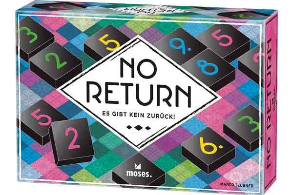 No Return - Schachtel - Foto von Moses Verlag