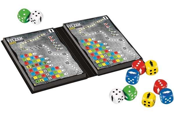 Safehouse - Das Würfelspiel - Plan - Foto von moses.Verlag