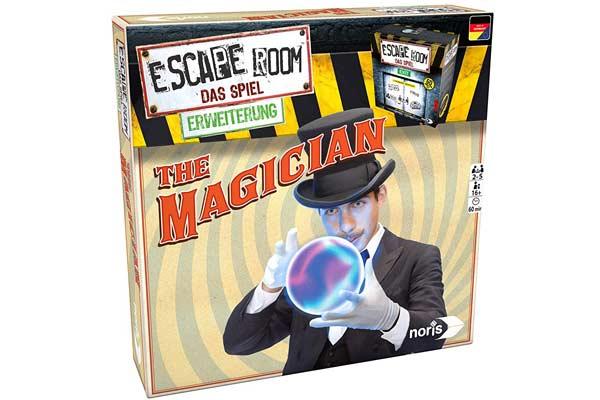 Escape Room - Das Spiel: The Magician -Schachtel - Foto von Noris