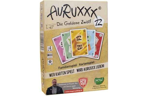 Auruxxx - Schachtel - Foto von Now Games