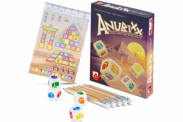 Anubixx - Material - Foto von NSV