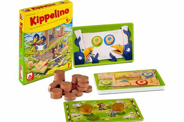 Kinderspiel Kippelino - Foto von NSV