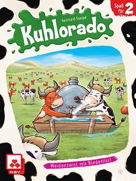 Kartenspiel Kuhlorado - Foto Staupe