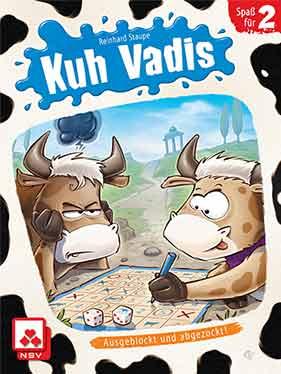 Kartenspiel Kuh Vadis - Foto Staupe
