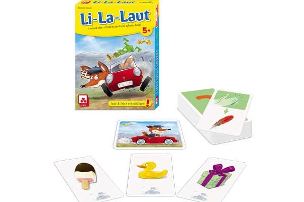 Kinderspiel Li-La-Laut - Foto von NSV