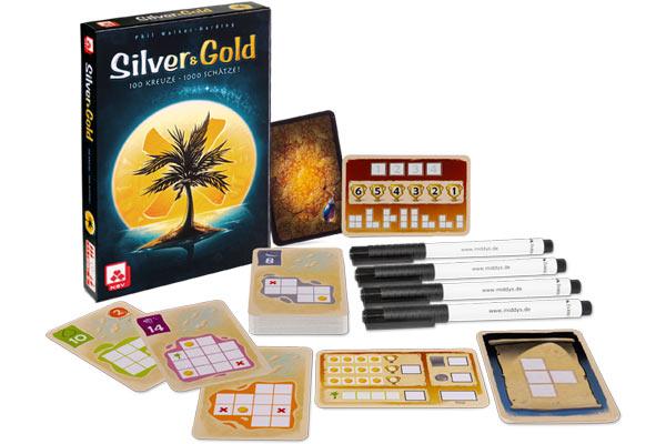 Präsentation Silver & Gold - Foto von NSV