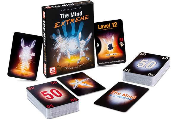 The Mind Extreme - Material - Foto von NSV