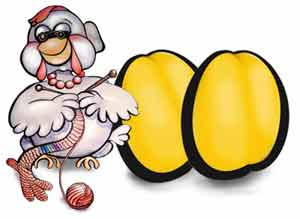 Motiv aus Blindes Huhn - Foto Ostia Spiele