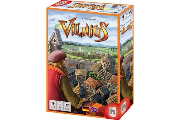 Vilnius - Schachtel - Foto von Ostia Spiele
