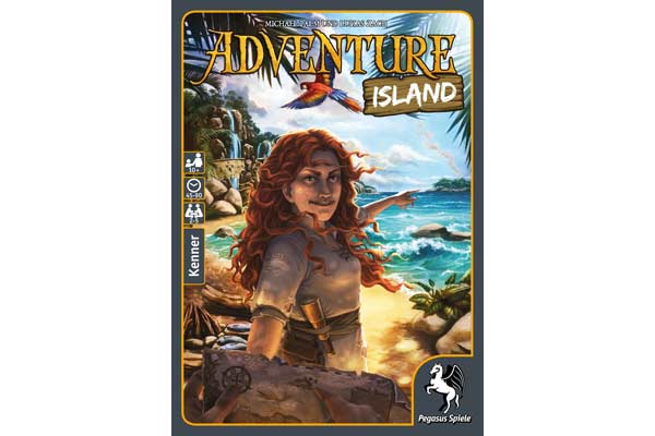 Abenteuerspiel Adventure Island - Foto von Pegasus Spiele