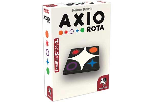 Legespiel Axio Rota - Foto von Pegasus Spiele