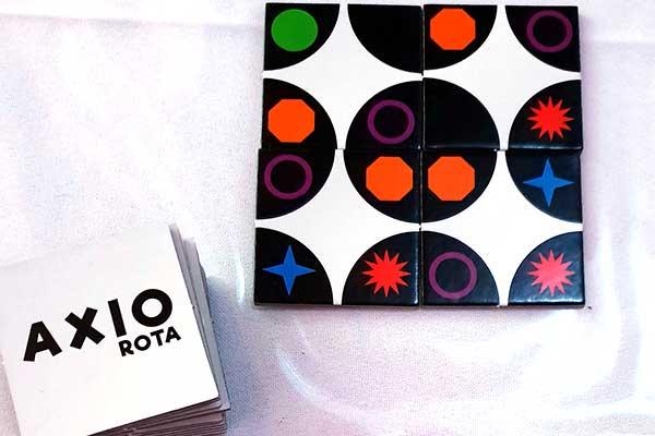 Axio Rota - Muster - Foto von Jenny Klang