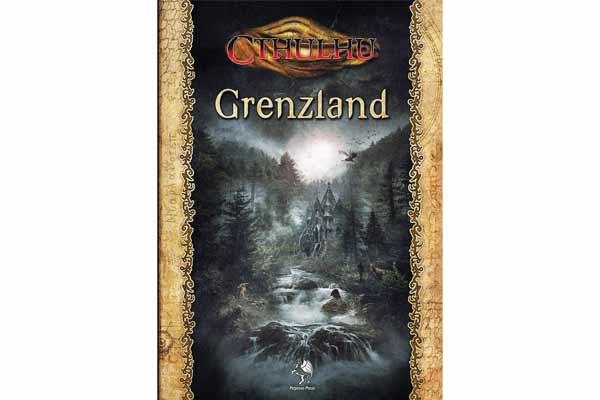 Cthulhu - Grenzland - Cover Foto von Pegasus Spiele