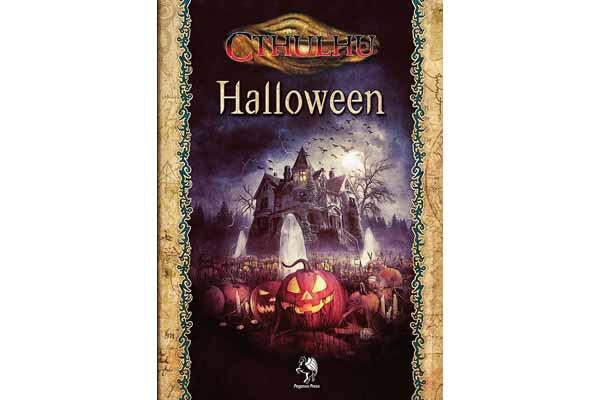 Cthulhu: Halloween - Cover - Foto von Pegasus Spiele