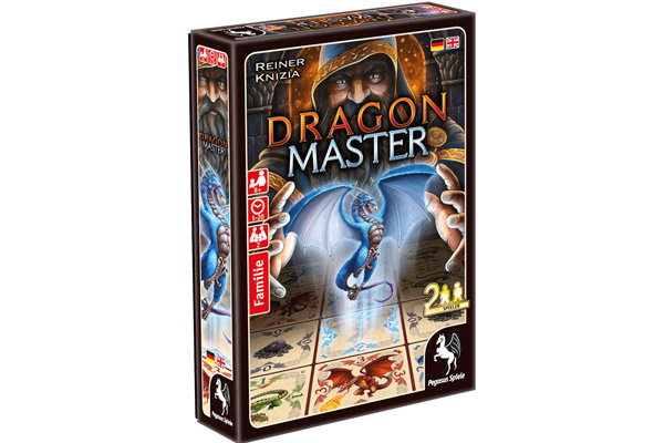 Dragon Master - Schachtel - Foto von Pegasus Spiele