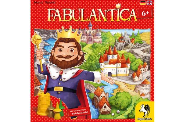 Kinderspiel Fabulantica - Foto von Pegasus Spiele