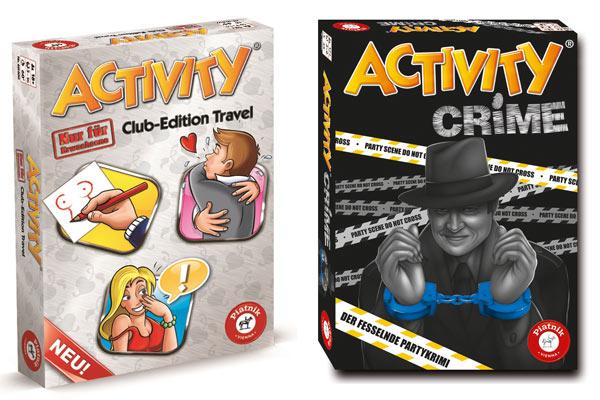 Activity - neue Versionen kommen - Foto von Piatnik