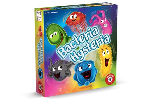 Gesellschaftsspiel Bacteria Hysteria - Foto von Piatnik