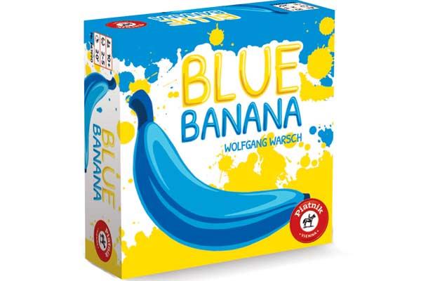 Blue Banana - Schachtel - Foto von Piatnik