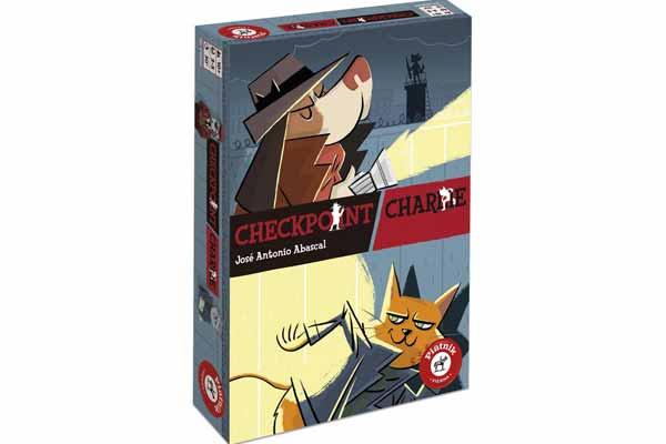 Checkpoint Charlie - Schachtel - Foto von Piatnik