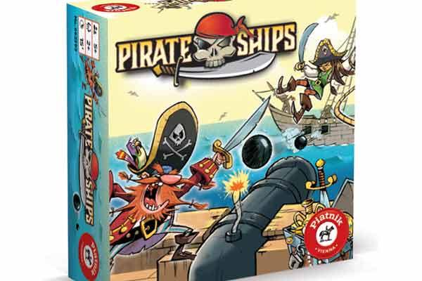 Pirate Ships - Schachtel - Foto von Piatnik