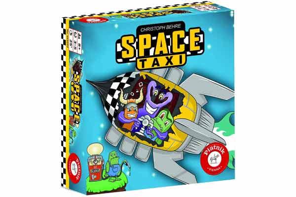 Space Taxi - Schachtel - Foto von Piatnik