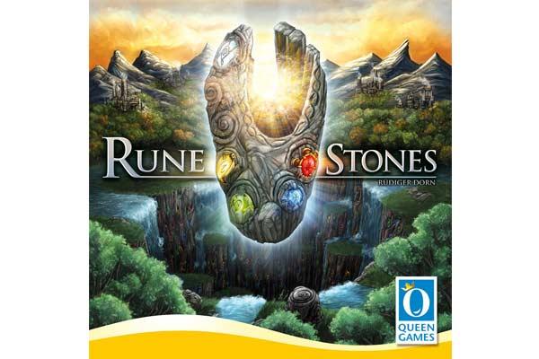 Rune Stones - Schachtel - Foto von Queen Games