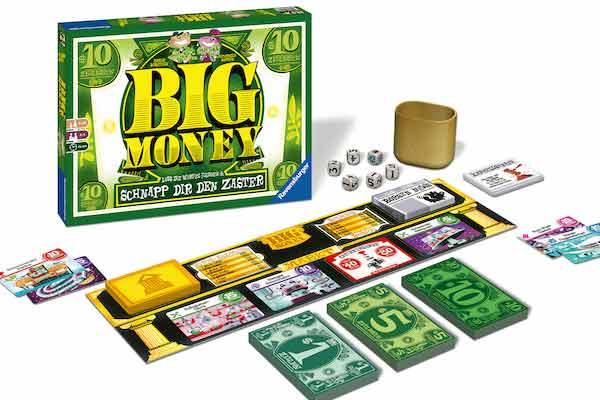 Big Money - Aufbau - Foto von Ravensburger