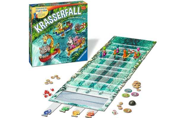 Kinderspiel Krasserfall - Foto von Ravensburger
