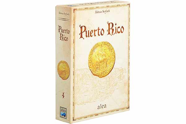 Puerto Rico (2020) - Schachtel - Foto von aleaspiele/Ravensburger