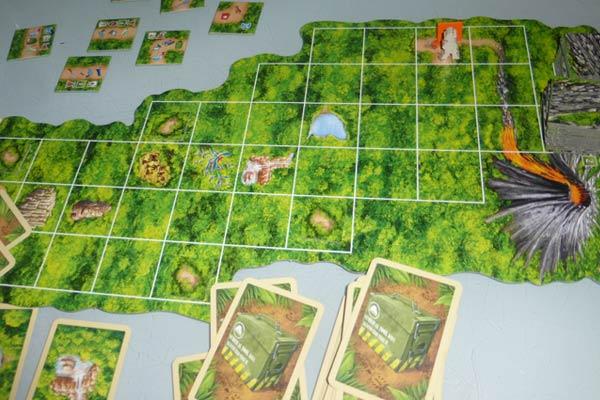 Spielszene von Red Peak - Foto von Jörn Frenzel