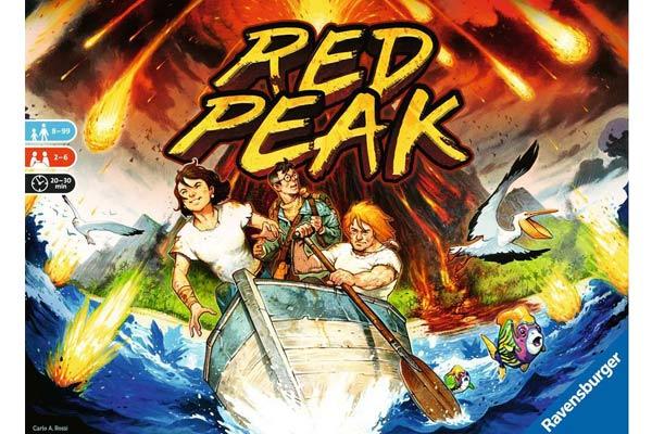 Familienspiel Red Peak - Foto von Ravensburger