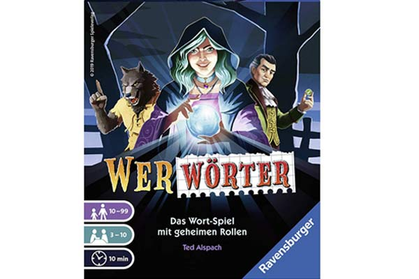 Werwörter - Foto von Ravensburger