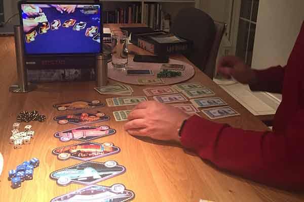 Spielen - es geht auch übers Web - Foto von Axel Bungart