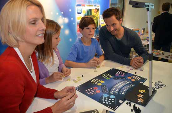 Smartplay von Ravensburger auf der Spiel '14 - Foto Axel Bungart