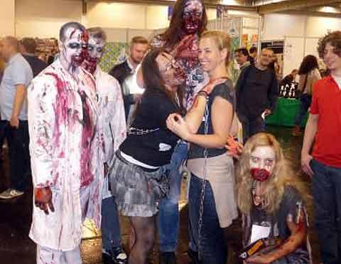 Spiel '14 - Hilfe, die Zombies sind da - Foto von Jörn Frenzel