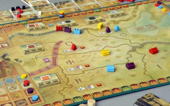 Zhan Guo von Whats Your Game auf der Spiel '14 - Foto Axel Bungart