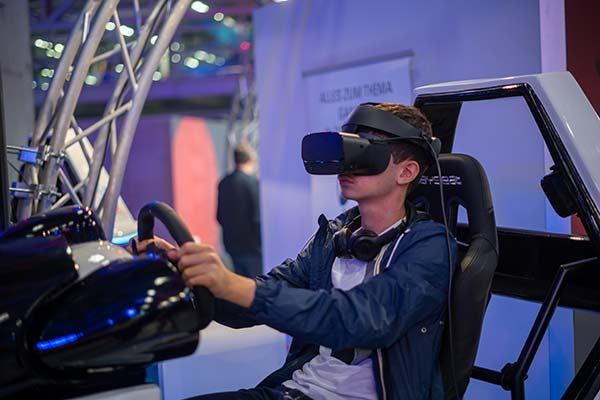 HeroFest 2021 in Bern - Gaming - Foto: BernExpo AG