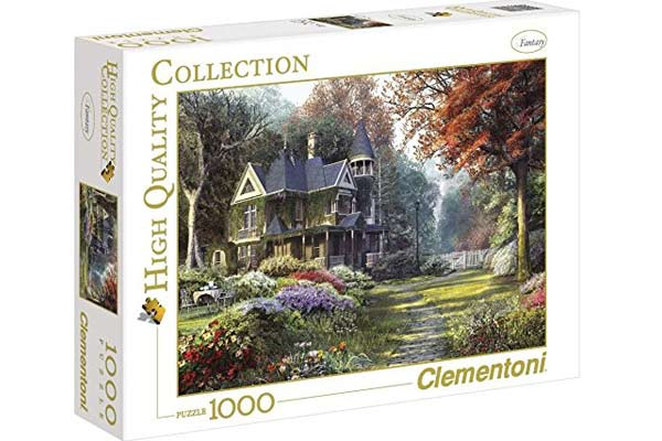 Puzzle Victorian Garden - Foto von Clementoni